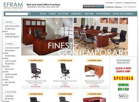 Efram Office Furniture